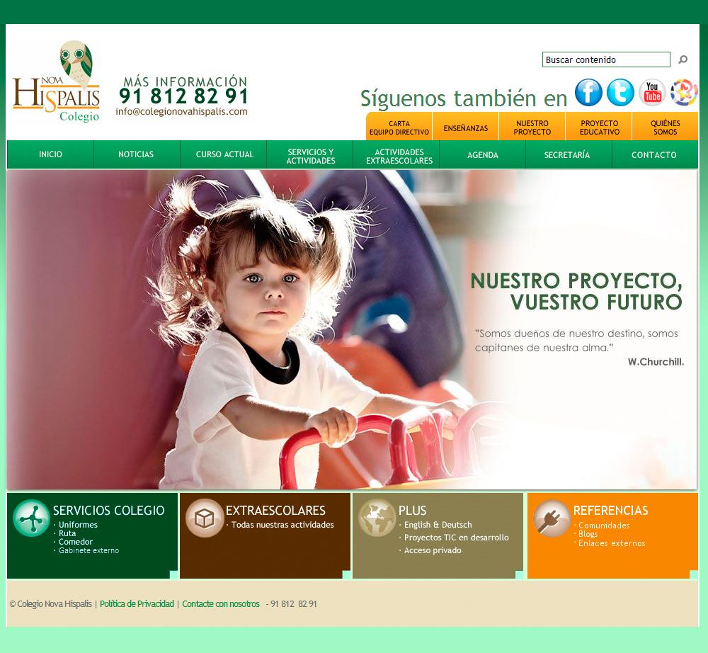 Colegionovahispalis.com