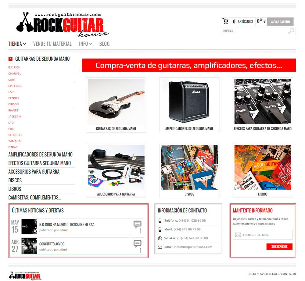 Rockguitarhouse.com