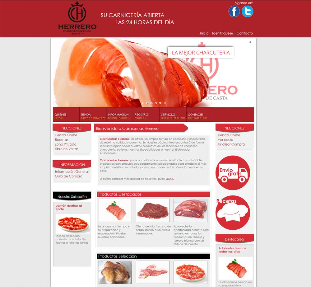 Carniceriasherrero.com