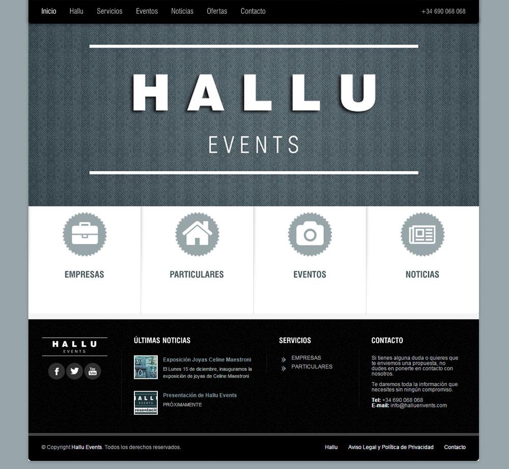 Halluevents.com